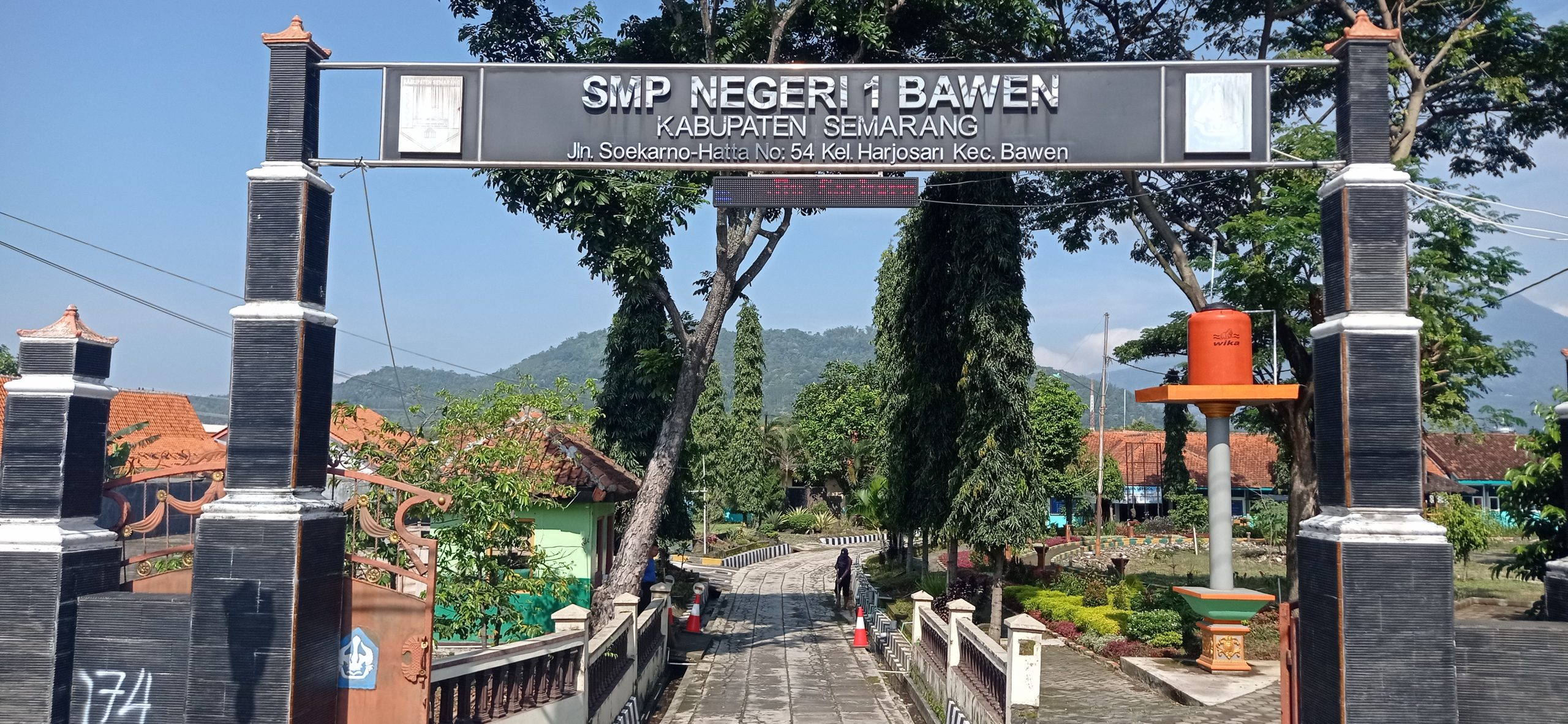 Halaman Depan SMP